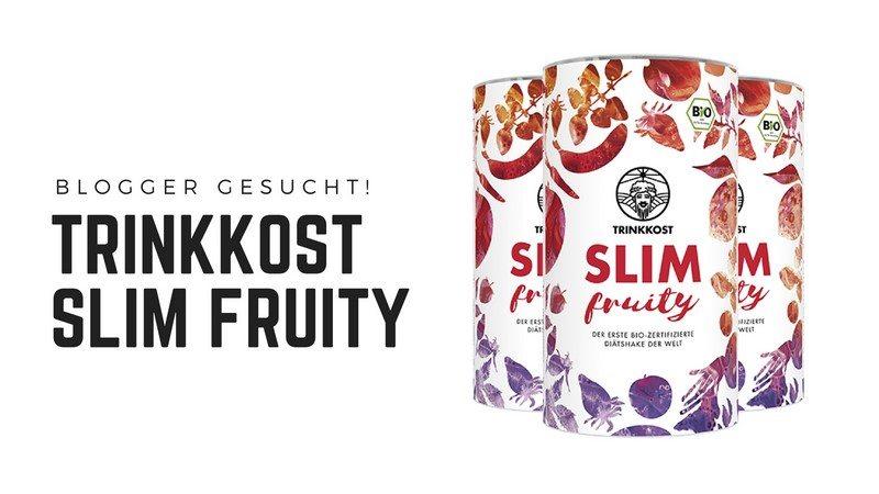 TRINKKOST SLIM fruity
