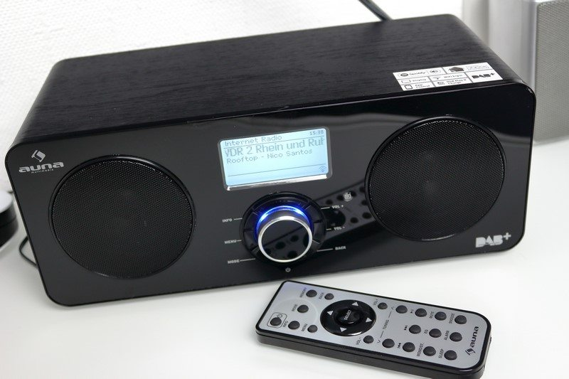 auna Worldwide Stereo Internet-Radio im Test
