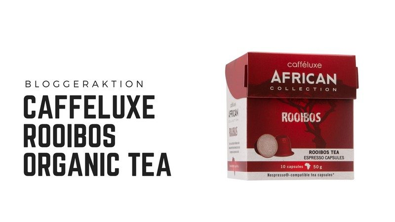 cafféluxe Rooibos Organic Tea