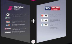 """Eishockey und """"Die ganze Welt des Sports"""" mit dem Telekom Sportpaket"""