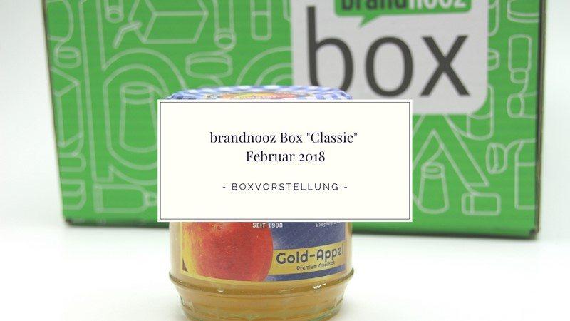 brandnooz Box Februar 2018 vorgestellt
