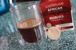 cafféluxe Rooibos Organic Tea im Test
