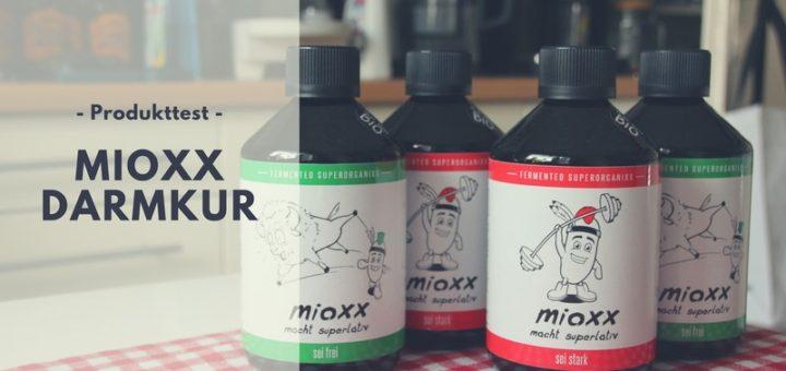 mioxx Darmkuren im Test
