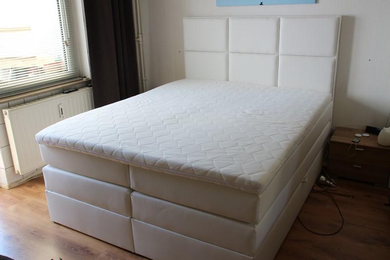 boxspringbett york von im test. Black Bedroom Furniture Sets. Home Design Ideas