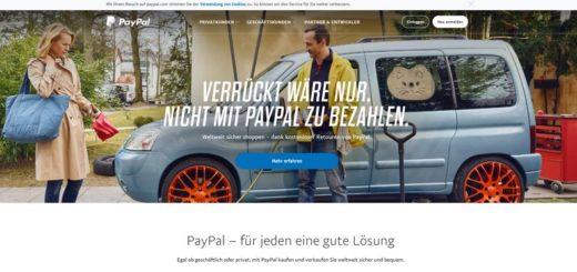 PayPal - Die sichere Zahlungsart im Internet