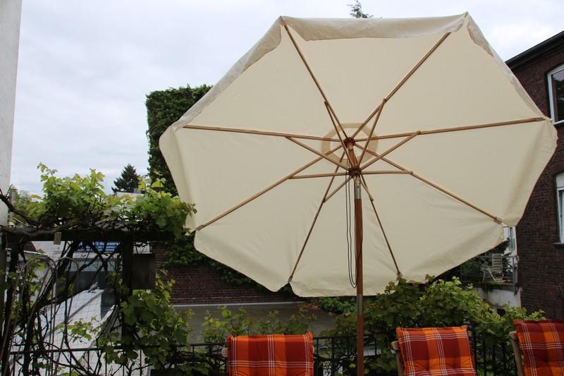 Sekey Sonnenschirm im Test