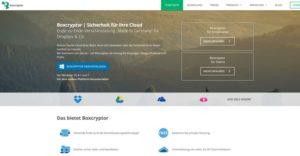 Boxcryptor - Dateien in der Cloud sicher verschlüsseln