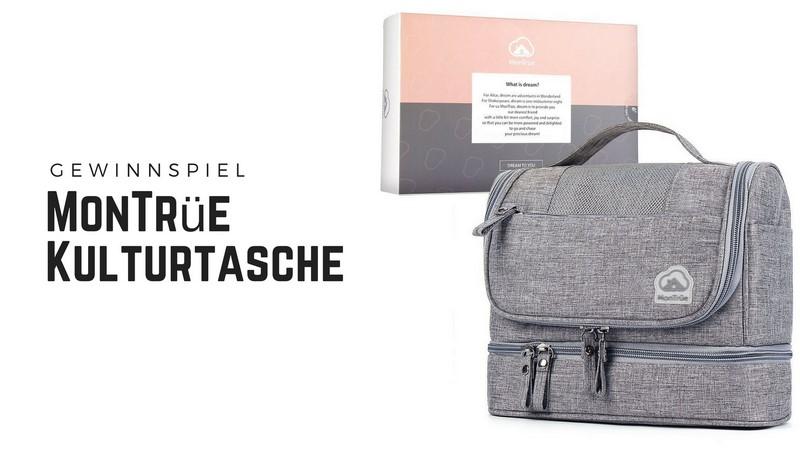 MonTrüe wasserdichte Reise-Kulturtasche im Test