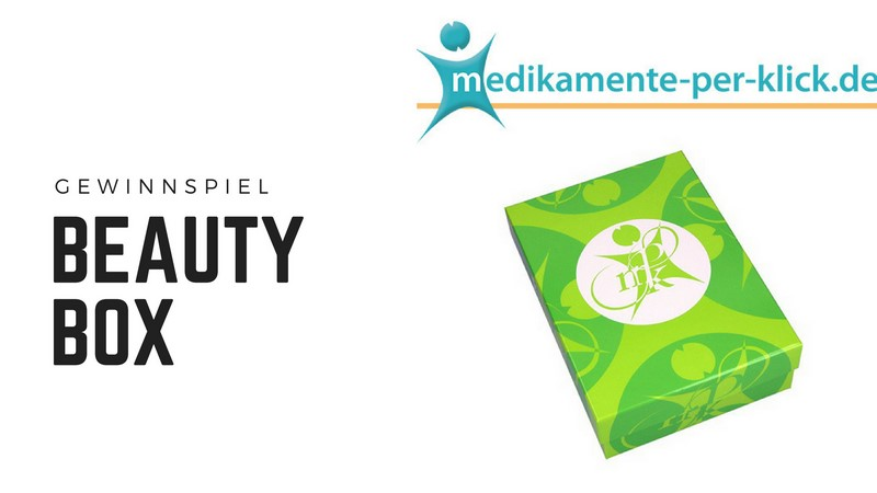 BEAUTY BOX Juni 2018 von medikamente-per-klick.de vorgestellt