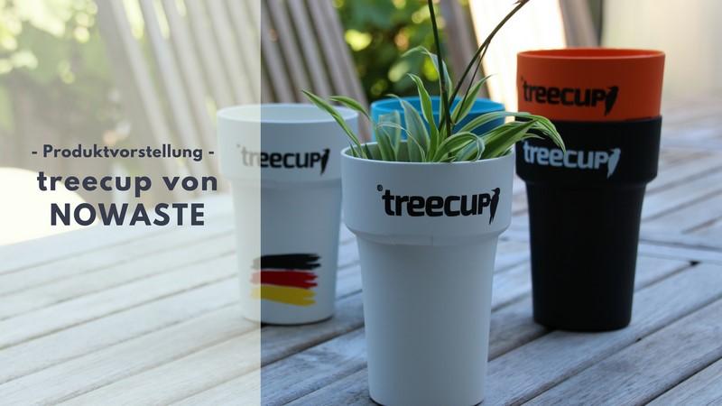 Treecup im Test von Nowaste