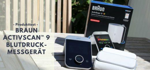 BRAUNActivScan™9 Blutdruckmessgerät im Test