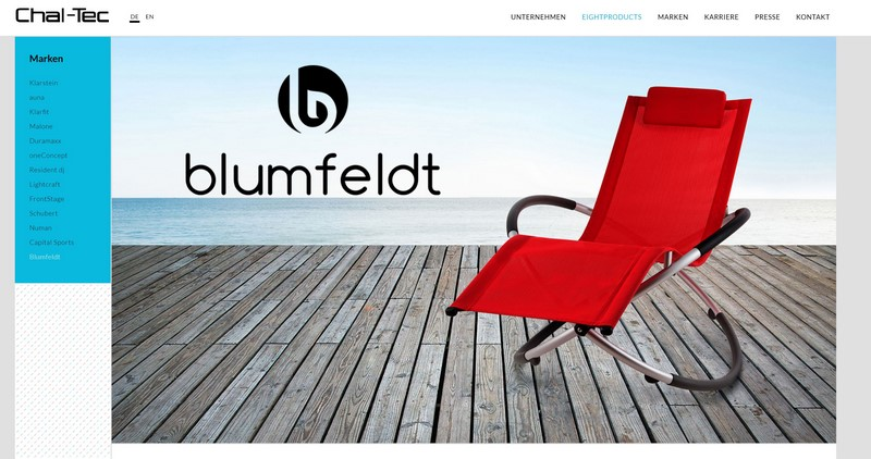 Blumfeldt Hiddensee Strandkorb im Test