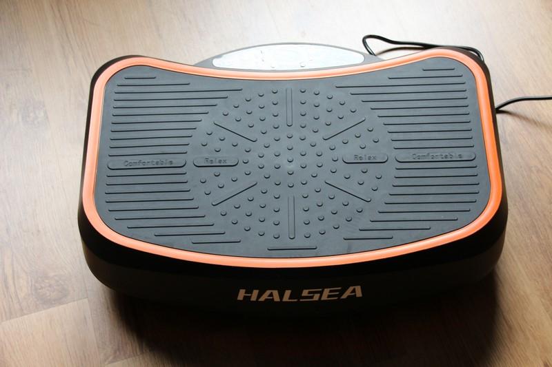 HALSEA Vibrationsplatte von SALCAR im Test