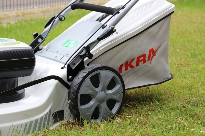 IKRA 3-in-1 Akku-Rasenmäher IAM 40-4625 S im Test