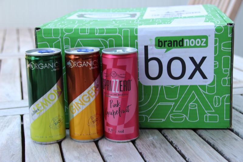 brandnooz Box Juni 2018 vorgestellt