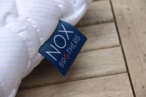 Variables NOX BROTHERS Kopfkissen im Test