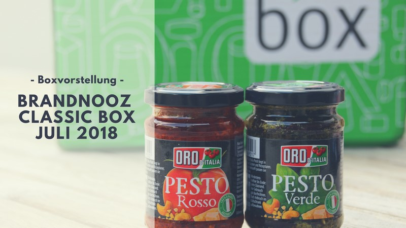 brandnooz Box Juli 2018 vorgestellt