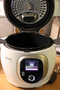 KRUPS COOK4ME+ - Der intelligente Multikocher im Test