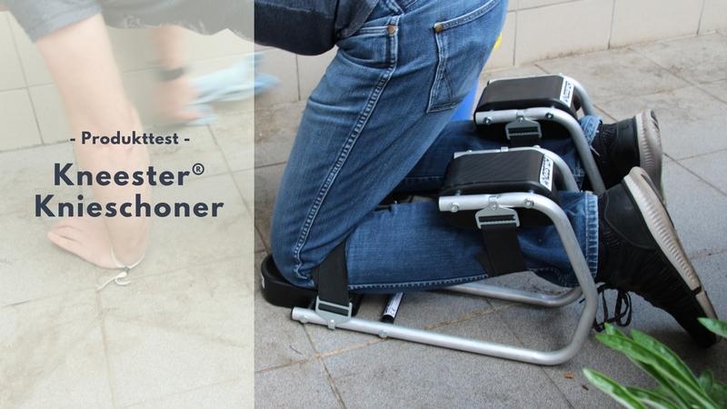 Kneester® - Der innovative Knieschoner im Test