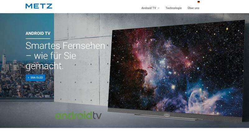 Metz - Die neue Dimension des Fernsehens