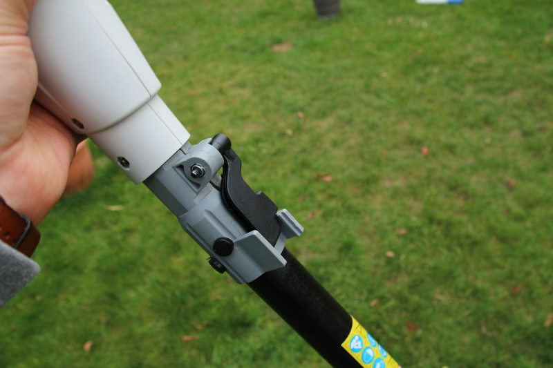 Ikra teleskop astsäge ieas 750 im test