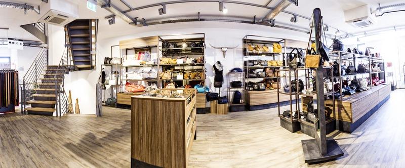 Leder Shop Lokal