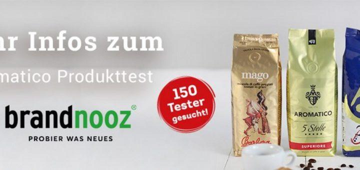 150 Tester für aromatische Espressomischungen gesucht