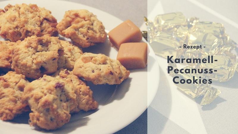 Rezept: Karamell-Pecanuss-Cookies