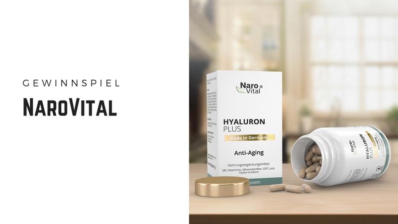 NaroVital Nahrungsergänzungsmittel - Das natürliche Plus vorgestellt