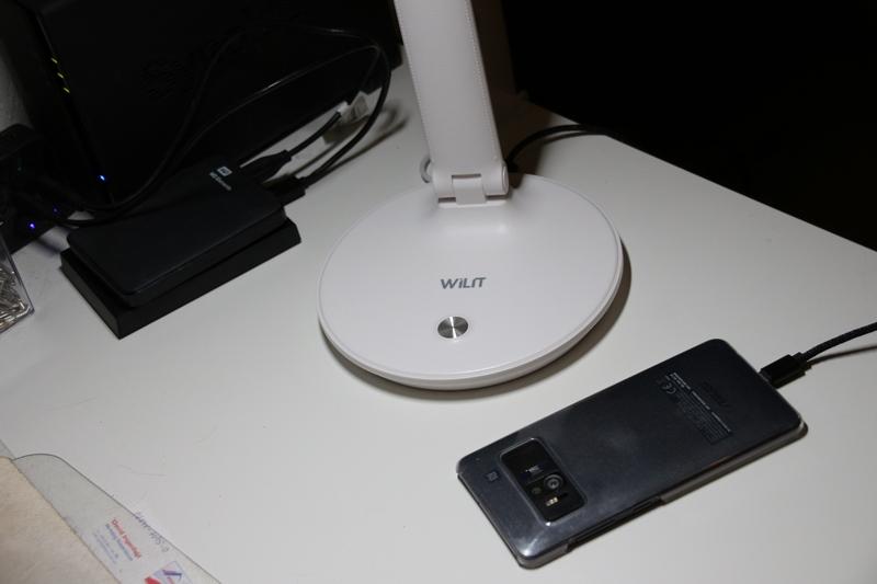 WILIT H6 LED Schreibtischlampe im Test