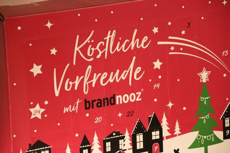 brandnooz Adventskalender 2018 vorgestellt