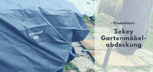 Sekey Gartenmöbelabdeckung im Test