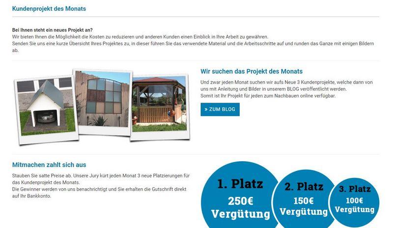 Plattenzuschnitt24.de im Test