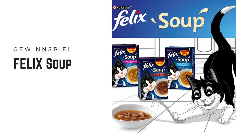 FELIX Soup - Die Zwischenmahlzeit im Test