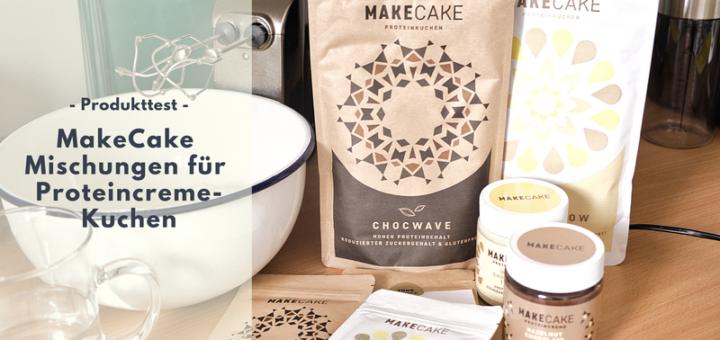 MakeCake Proteinkuchen im Test