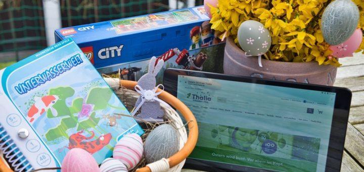 Ostern mit Thalia wird bunt und ein Fest für die ganze Familie