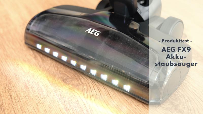 AEG FX9 - Die Symbiose aus Akkusauger und Bodensauger im Test