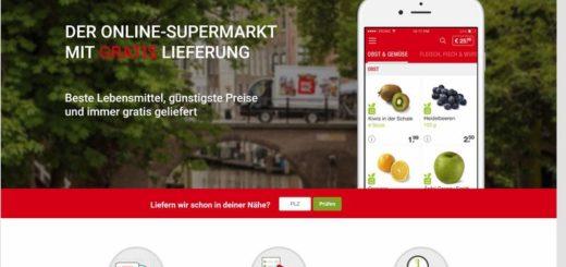 PICNIC Online-Supermarkt - Lebensmittel einfach online bestellen