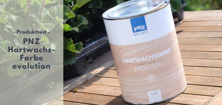 Die neue PNZ Hartwachs-Farbe evolution - Neuer Look für Türen & Co.