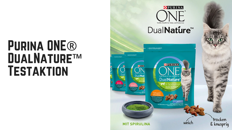 Purina ONE® DualNature™ mit Spirulina im Test