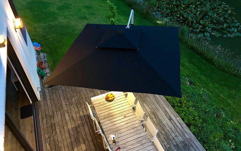 Solero® - Auf der Suche nach dem richtigen Sonnenschirm