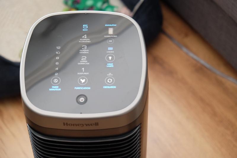 Saubere Luft mit dem Honeywell AirGenius 5 Luftreiniger