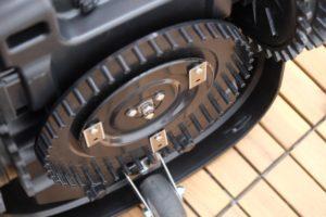 Schnitthöhen Verstellung FX-RB144 Mähroboter