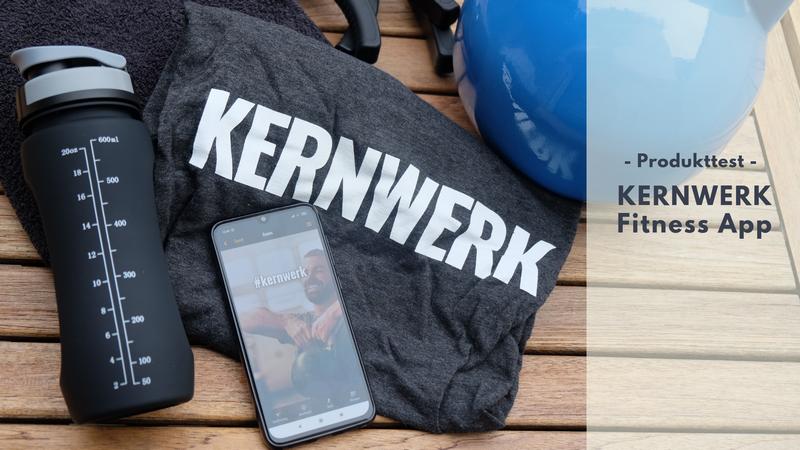 Kernwerk App - Fitness App im Test