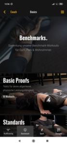 KERNWERK® - Der Fitness Coach in der Hosentasche