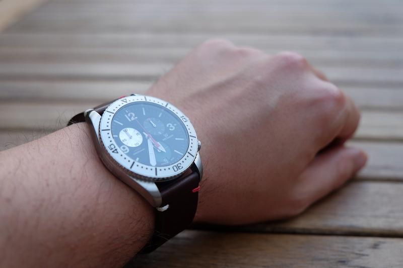 Uhr von Otto Weizmann