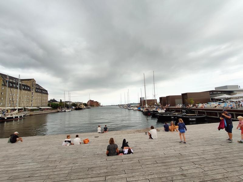 Kopenhagen Kanaltour