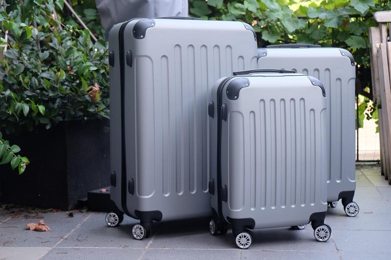 Hartschalen-Koffer-Set