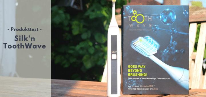 Silk'n ToothWave - Gründliche Zahnreinigung mit neuer, innovativer Zahnbürste
