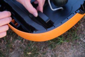 Perfekter Rasenschnitt mit dem innovativen, modularen Worx Landroid M WR141E Mähroboter